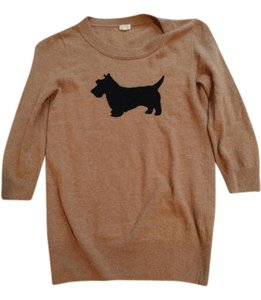 J.Crew Dog Wool Sweater