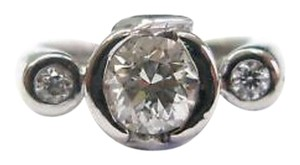 Other Fine Old European Diamond Engagement Ring 1.24CT
