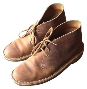 Clarks Brown (Beeswax Leather) Boots