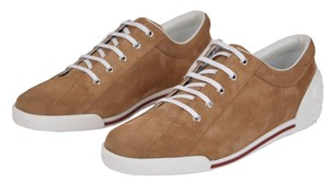 Gucci Trainers Sneakers Camel Light Camel Flats
