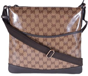 Gucci Messenger Travel Cross Body Bag
