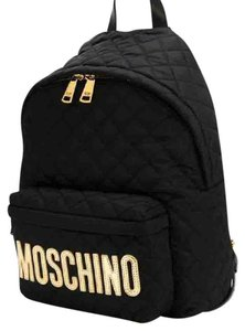 Moschino quilted small backpack Backpack