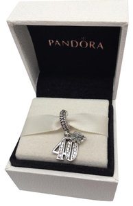 PANDORA Pandora 40 years of love charm in original gift pouch