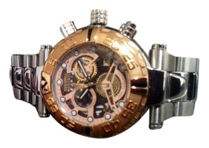 Invicta Invicta Subaqua noma 1 rose gold dial skeletonized 47mm watch