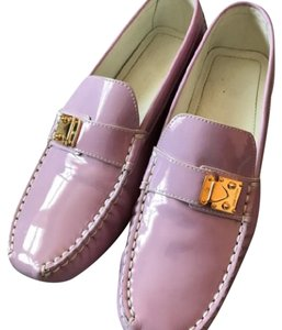 Louis Vuitton lavender Flats