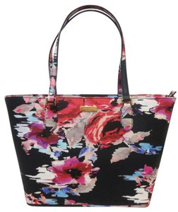 Kate Spade Tote in Blurry Floral, Gold