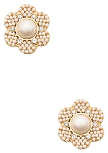 Kate Spade New KATE SPADE New York PARK FLORAL Studs Earrings