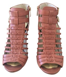 Vince Camuto Sandals Tan Boots