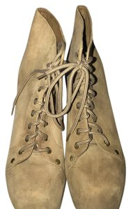 Jeffrey Campbell Taupe Boots