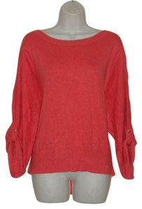 Ann Taylor LOFT Summer Scoop Neck Sweater