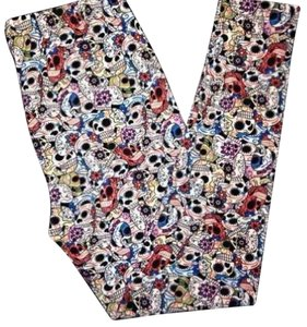 Buskins Sugar Skull Leggings