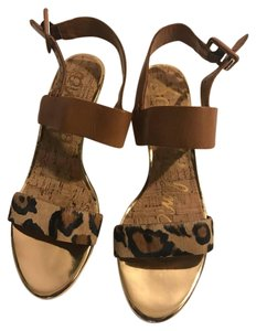 Sam Edelman shoes mix with bage Sandals
