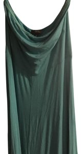 blue/turquoise Maxi Dress by The Limited