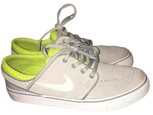Nike SB grey,white and green Athletic