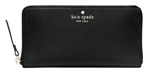 Kate Spade Kate Spade Grand street Neda Leather Zip Around Wallet
