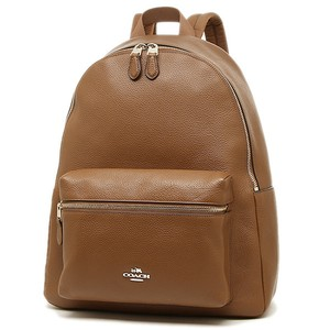 Coach Leather Charlie F38288 Backpack