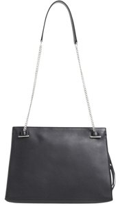 AllSaints Designer Luxury Silver Hardware Shoulder Bag