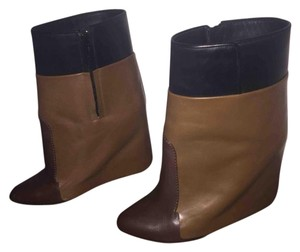 Givenchy boots tri color Boots