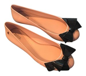 Melissa Light Pink Flats