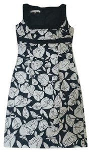 Evan Picone short dress black and white Summer on Tradesy