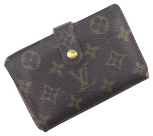 Louis Vuitton monogram French Lock