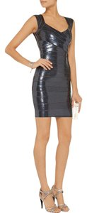 Hervé Leger Sequin Bodycon Dress