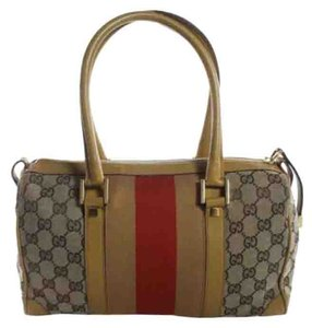 Gucci Satchel in Yellow Beige