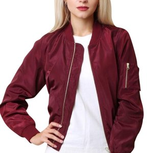 Other burgundy Jacket