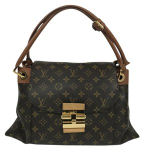 Louis Vuitton Olympe Tote Camel Shoulder Bag