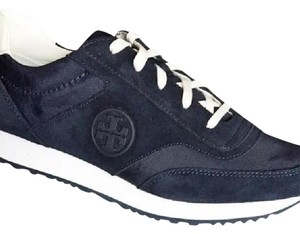 Tory Burch Navy Blue/White Athletic