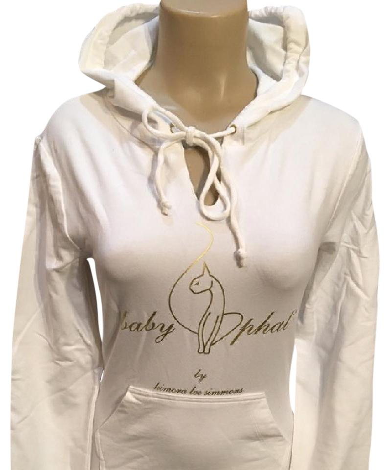Baby Phat Clothes Adorable Baby Phat White Cotton Logo Activewear Outerwear Size 60 S 60