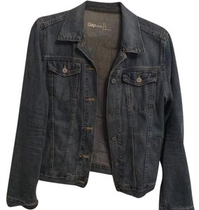 Gap blue Womens Jean Jacket
