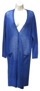 Chico's Slub Duster Light Cardigan