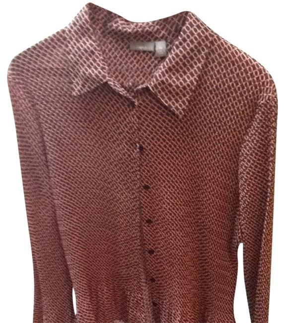 Preload https://item3.tradesy.com/images/apt-9-top-brown-and-mauve-2104032-0-0.jpg?width=400&height=650