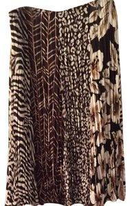 Allison Taylor Skirt Browns