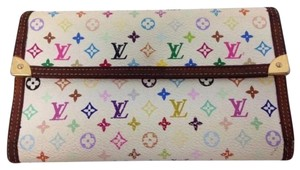 Louis Vuitton Louis Vuitton Multi color Bifold wallet