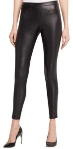 Hue Leather Pants Leather Black Leggings