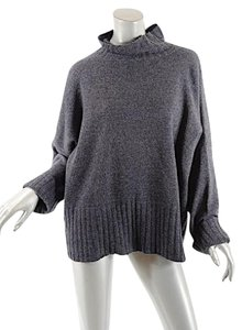Shirin Guild Wool/cashmere Mock Neck Sweater
