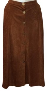 MACY'S NY COLLECTION Skirt Brown