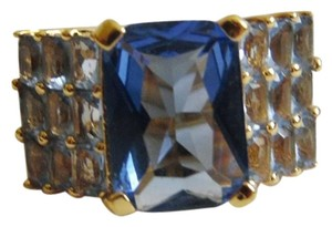 Technibond Technibond Lab Created Tanzanite Ring size 7