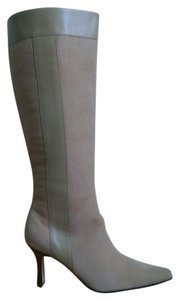 Terry Lewis Classic Luxuries High Shaft Tall Sand Boots
