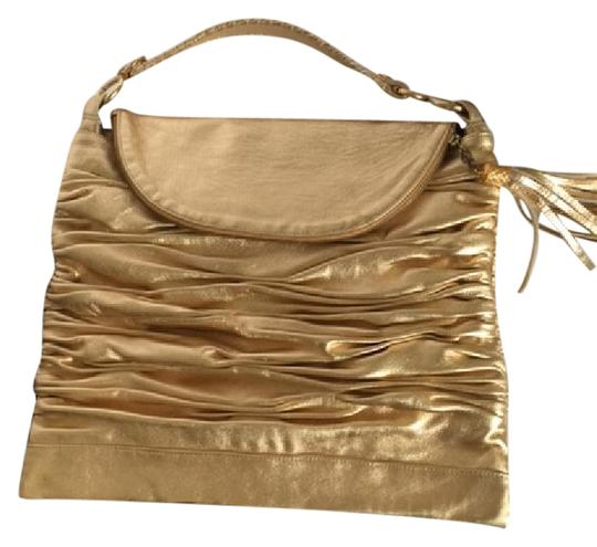 Preload https://img-static.tradesy.com/item/21041347/onna-ehrlich-gold-leather-hobo-bag-0-1-540-540.jpg