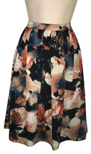 Collective Concepts Ships Next Day Skirt Floral Print