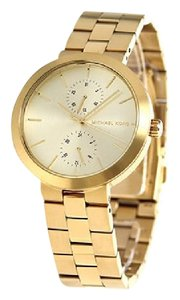 Michael Kors Michael Kors MK6408 Garner Gold Tone Watch NEW