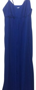 light royal blue Maxi Dress by Bisou Bisou