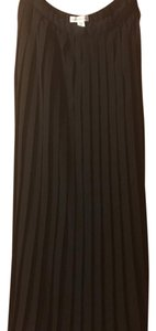 Coldwater Creek Maxi Skirt black