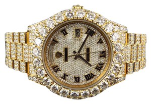 Rolex Mens Rolex Day-Date 2 Presidential 41MM with 36 Ct VS Diamond