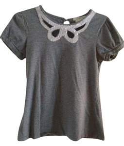 To the Max Sequin T Shirt Gray