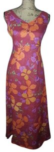 Multicolor Maxi Dress by