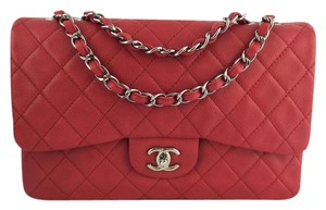 Chanel 2.55 Flap Flap 2.55 255 Jumbo Flap Shoulder Bag